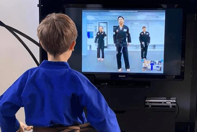 Kidsvirtualnologo, Motivate Martial Arts Monroe GA