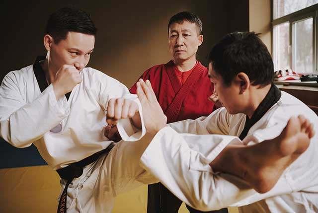 Hapkido1, Motivate Martial Arts Monroe GA