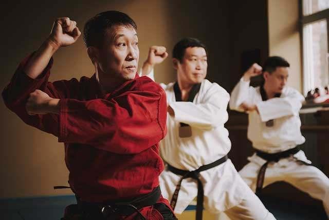 Hapkido2, Motivate Martial Arts Monroe GA