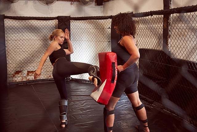 Mma1, Motivate Martial Arts Monroe GA